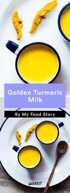 2. Golden Turmeric Milk #healthy #indian #food http://greatist.com/eat/indian-recipes-that-are-easy-to-make-at-home