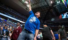 Mavs owner Mark Cuban says DeAndre Jordan is 'Shaq-like' DeAndre Jordan  #DeAndreJordan