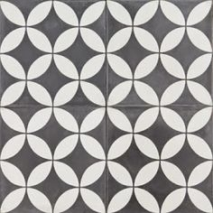 Matilda Rose Interiors: New trend in tiles. Black And White Tiles, Black White, Interior Design Boards, Design Floral, Cement Crafts, Encaustic Tile, 3d Texture, Mosaic Wall, Wall Tiles