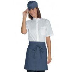 Vita farmer kötény Farmer, Showroom, Blue Jeans, Apron, Mini Skirts, Milano, Fashion, Shopping, Aprons