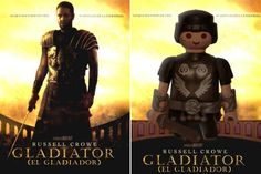 MOVIE playmobil ~ Gladiator