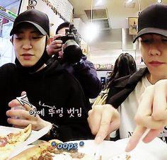 Date night with BaekYeol