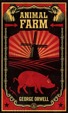 the 1940's were a great decade for books. Animal is but one of the classics published during this period.