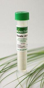 Where to buy ferulic acid