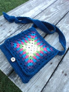 Sale 25 off Hand Crochet Small Purse/Bag by WendysWonders127, $27.00