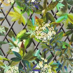 Add intriguing tropical design to your home with this Canopy wallpaper from Christian Lacroix. Patterned with a detailed floral trellis design in vibrant hues, this wallpaper is part of the Nouveax. Classic Wallpaper, New Wallpaper, Pattern Wallpaper, Luxury Wallpaper, Custom Wallpaper, Wallpaper Online, Wallpaper Ideas, Wallpaper Backgrounds, Designers Guild