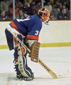 Billy Smith (1972-89) • New York Islanders Hockey Goalie fd34adfb9