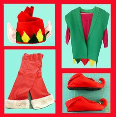 Need an Elf Costume? Use This Free Pattern to Sew Your Own Shoes | Pinterest | Elves Elf shoes and Tennis  sc 1 st  Pinterest & Need an Elf Costume? Use This Free Pattern to Sew Your Own Shoes ...