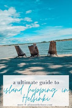 Do you want to have the most amazing day on your Helsinki visit? Then you must do the Helsinki island hopping tour! I've put together all the vital info needed for a successful day island hopping. #helsinki #finland #suomi #travel Group Travel, Archipelago, Helsinki, Day Trips, Travel Guides, Fun Activities, Finland, Around The Worlds, Europe