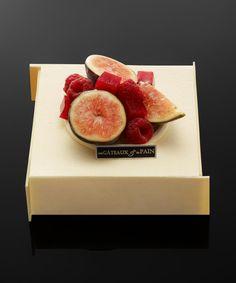 Le Figue noire Framboise | Des Gâteaux et du Pain