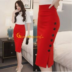 Cute Dresses, Tops, Shoes, Jewelry & Clothing for Women Classy Outfits, Stylish Outfits, Work Fashion, Fashion Outfits, Fashion Design, Blouse And Skirt, African Fashion Dresses, Skirt Outfits, Pencil Skirts