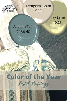Room Colors, Wall Colors, House Colors, Interior Paint Colors, Paint Colors For Home, Teal Paint Colors, Paint Schemes, Colour Schemes, Color Trends