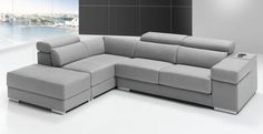 Living Room Sofa, Home Living Room, Living Room Furniture, Sofa Furniture, Furniture Design, Classic House Design, Leather Sectional Sofas, Couches, Muebles Living
