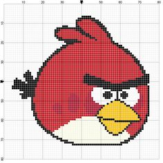 Hey, I found this really awesome Etsy listing at https://www.etsy.com/listing/164728876/red-angry-bird-inspired-digital-pattern