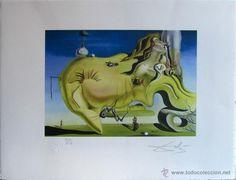 Salvador Dalí en todocoleccion: El gran masturbador