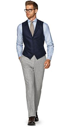 Suitsupply Waistcoat: Our tailored waistcoats are ideal to complement your style. Italian fabrics, impeccable slim fit—just a few reasons you should check out our latest arrivals! Dress Design Sketches, Fashion Design Drawings, Suit Supply, Gentlemen Wear, Men's Waistcoat, Elegant Man, Sharp Dressed Man, Wedding Suits, Men Dress