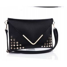 2014 new personality V word among the small iron mouth envelope Shoulder Bag Handbag