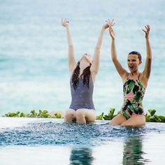 Millie Bobby Brown and Sadie Sink in Mexico (2017)