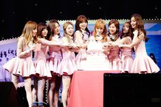 The world will forever be in a girls generation- Happy anniversary - Modern
