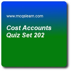 Common Costs Quiz - MCQs Questions and Answers - Online Cost Accounting Quiz 162 Accounting Exam, Learn Accounting, Accounting Course, Quiz With Answers, Trivia Questions And Answers, Online Masters Degree, Question And Answer, This Or That Questions