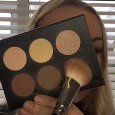 Some Tips, Tricks, And Techniques For Your Perfect makeup foundation Perfect Makeup, Love Makeup, Makeup Inspo, Makeup Trends, Contour Makeup, Skin Makeup, Makeup Goals, Makeup Tips, Makeup Tutorials