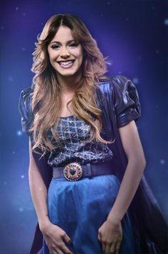 Martina Stoessel Libre soy de la Reine des neiges
