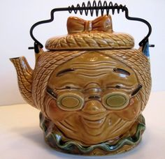 Antique Teapot made in Japan by fatcatvintage on Etsy, $35.00