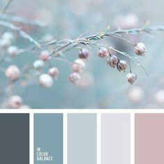 Color Palette The colours in this palette are chosen very good but they are cold although it seems very gentle but at the same time it is quite hard. Cool shade of gr. The post Color Palette appeared first on Schlafzimmer ideen. Colour Pallette, Pastel Colour Palette, Winter Colour Palette, Pastel Colors, Color Combos, Neutral Color Palettes, Pastel Pink, Pastel Shades, Soft Colors