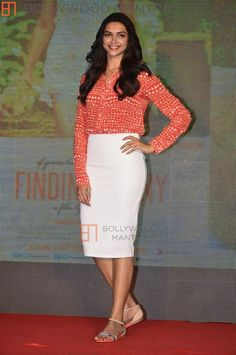 Deepika Padukone | Shake Your Bootiya Song Launch from the film Finding Fanny Photo #779