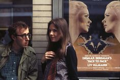 Diane Keaton and Woody Allen in Annie Hall (Woody Allen, 1977)
