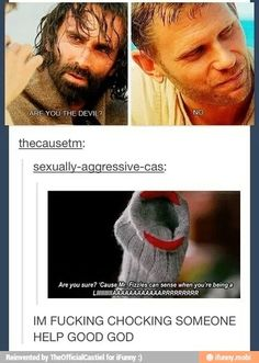 Mr.Fizzles. Sorry for the language. This was really funny