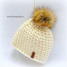 Kulíšek véčkový Tulip Big · Návody háčkování Krampolinka Tulips, Free Crochet, Winter Hats, Crochet Patterns, Big, Beanies, Wool Hats, Sombreros, Beanie Hats