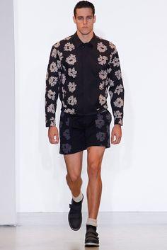 Calvin Klein Collection Spring 2013 Menswear Collection Photos - Vogue