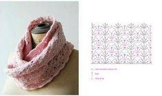 crochet bufandas-tour de cou (10)
