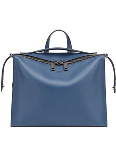 Fendi rectangular zipped messenger bag