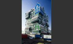 Inntel hotel Amsterdam   WAM Architekten