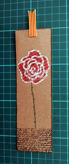 Punt amb rosa