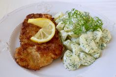 Dillstuvad potatis med panerad torsk | Jennys Matblogg | Bloglovin'