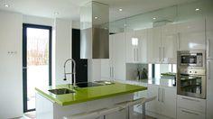 Cocina - Casa Martin - ALT Arquitectura