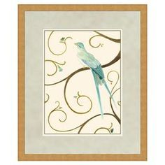 Avian Antiquities II Wall Art