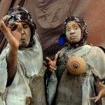 """""""Tinglado de acero"""", lo nuevo del dramaturgo Haffe Serulle  vía @BureoRD"""