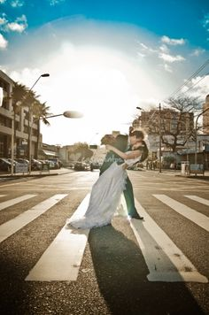 Trash the dress de Classe A Studio