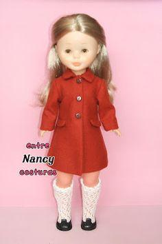 Abrigo para Nancy Nancy entre costuras: Llega el otoño