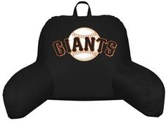 San Francisco Giants Bed Rest Pillow