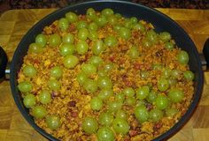 Migas, plato típico de la gastronomía manchega.