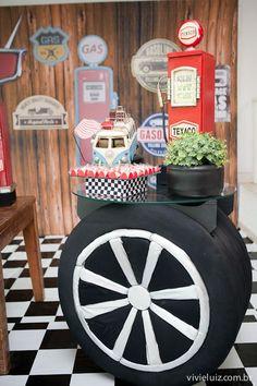 Festa Infantil  Tema Carros www.festascriativas.com.br Brasília/DF: