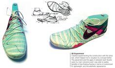 ID Magazine' Nike Lunar SUPERSLIM +1.0  INFO SHARE by  Dongwoo Shin