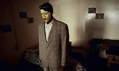 Per-Anders Pettersson's best photograph: Xhosa manhood ceremony From the website of The Guardian