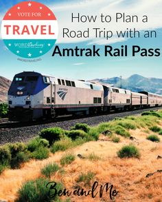 Planning a cross-country trip via Amtrak is quite an undertaking, but hopefully I can make the planning a little easier for you.