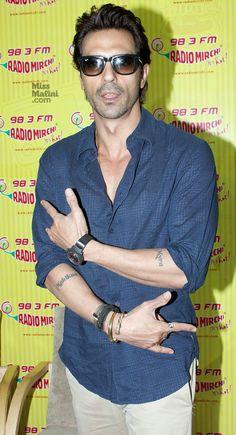 Arjun Rampal-sexiest guy ever!!! <3